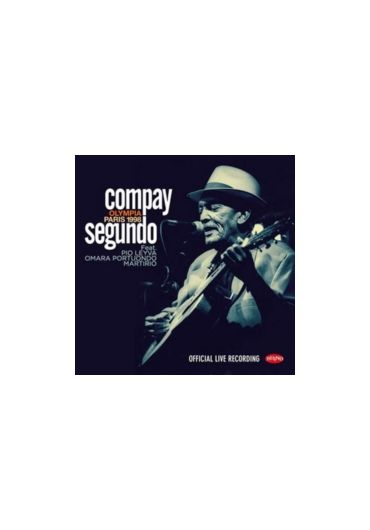 Compay Segundo – Live Olympia - CD