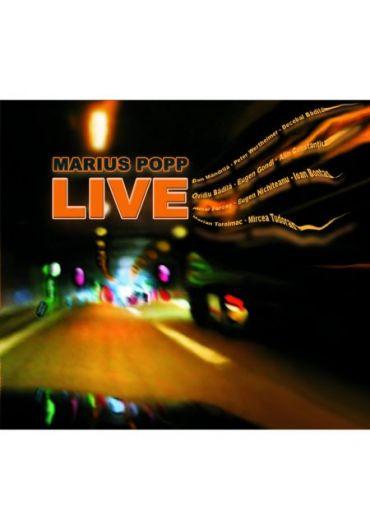 Marius Popp - Live - CD