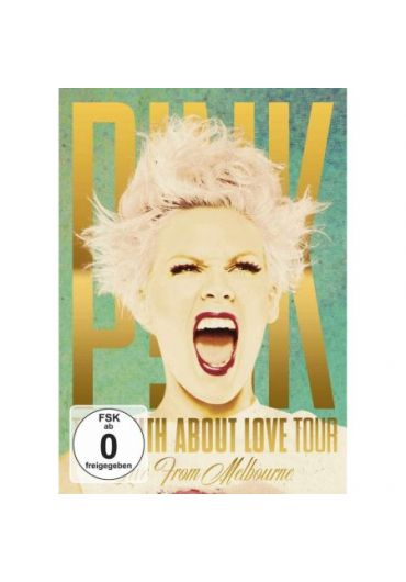 Pink - The truth about love live from Melbourne - DVD