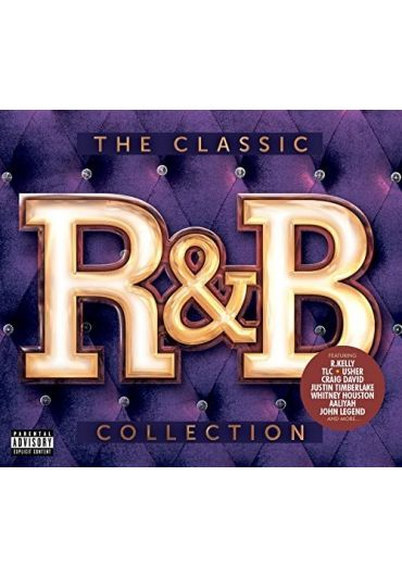 Various - The Classic R&B Collection - CD