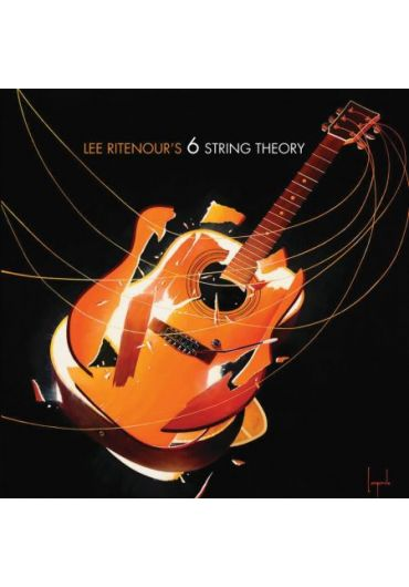 Lee Ritenour's 6 String Theory - 6 String Theory - CD