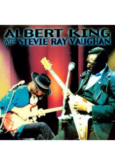 Albert King, Stevie Ray Vaughan - In Session - CD