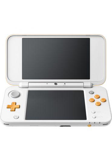 Consola Nintendo New 2Ds Xl, White & Orange