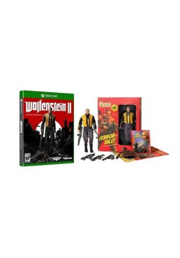 Joc Wolfenstein 2 The New Colossus Collectors Edition - Xbox One