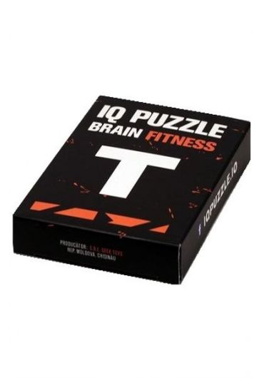 IQ Puzzle. Brain Fitness: T