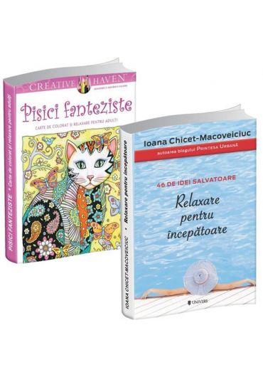 Pachet Pisici fanteziste + Relaxare pentru incepatoare