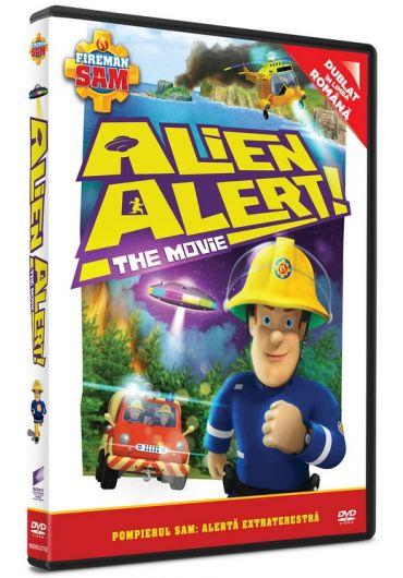 Alien Alert! The Movie/Pompierul Sam - Alerta extraterestra DVD