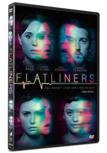 Flatliners/Linia mortii DVD