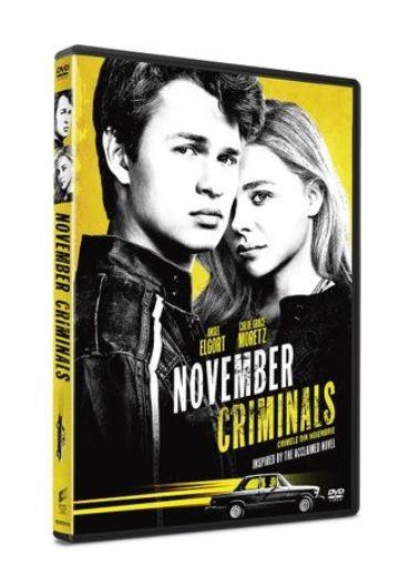 November criminals/Crimele din Noiembrie DVD