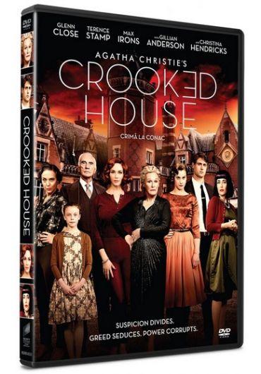 Crooked House/Crima la conac DVD