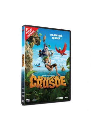 Robinson Crusoe - O aventura exotica [DVD] [2016]
