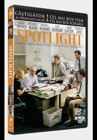 Spotlight [DVD] [2015]