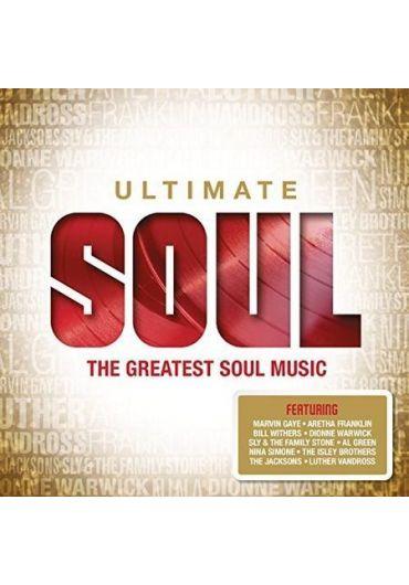 Various - Ultimate... Soul - CD