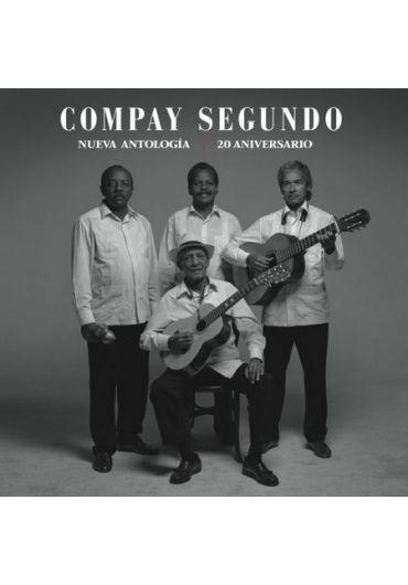 Compay Segundo - Nueva Antologia. 20 Aniversario - 2CD