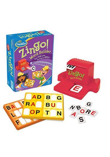 Joc Zingo! Word Builder