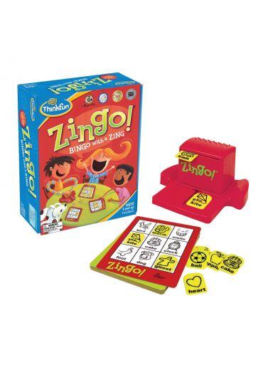 Joc Zingo! Bingo with a Zing