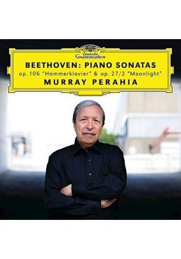 Murray Perahia - Beethoven-Piano Sonatas - CD