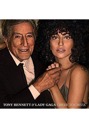Tony Bennett and Lady Gaga - Cheek To Cheek - CD