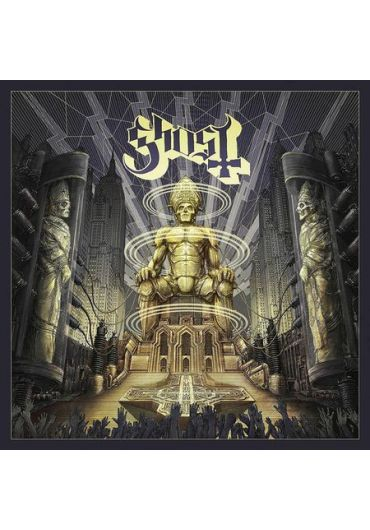 GHOST - Ceremony And Devotion - 2CD