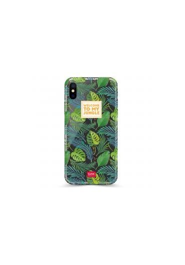 Carcasa Iphone X - Jungle