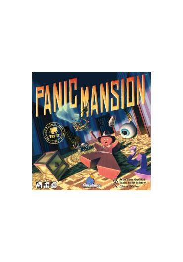 Joc Panic Mansion