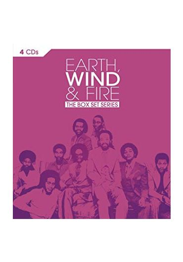 Earth, Wind & Fire - The Box Set Series