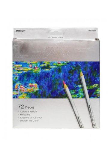 Creioane 72 culori Marco Raffine 7100