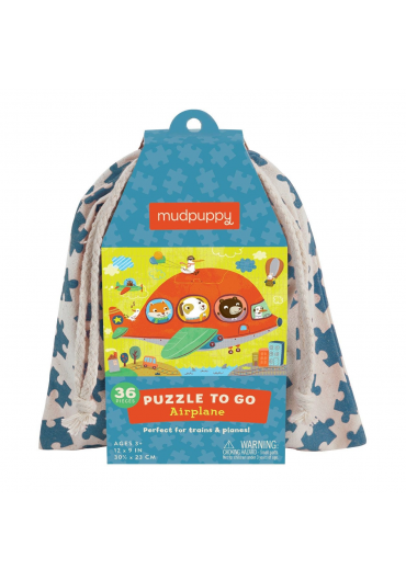 Puzzle to go - Airplane
