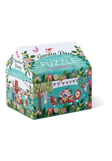 Mini puzzle - Garden party