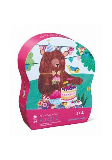 Mini puzzle - Birthday bear