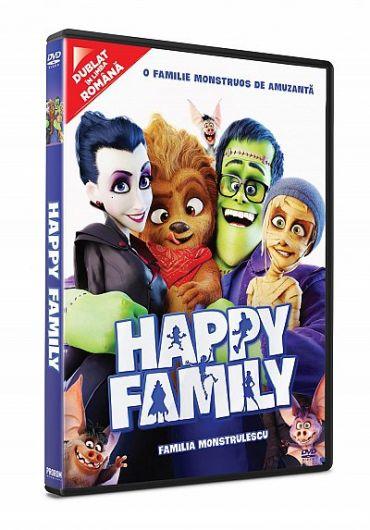 Familia Monstrulescu [DVD]