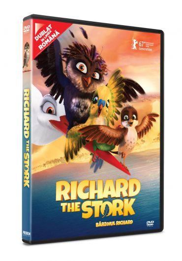Barzoiul Richard [DVD]