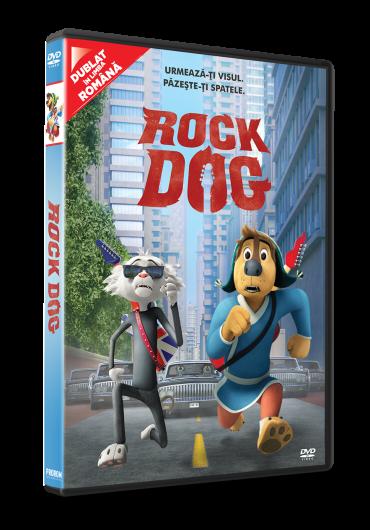 Rock Dog [DVD]