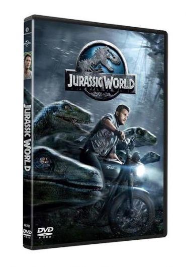 Jurassic World - Jurassic World [DVD]