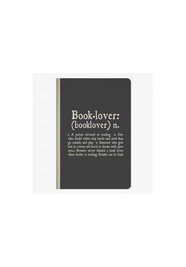 Carnet mare - Booklover