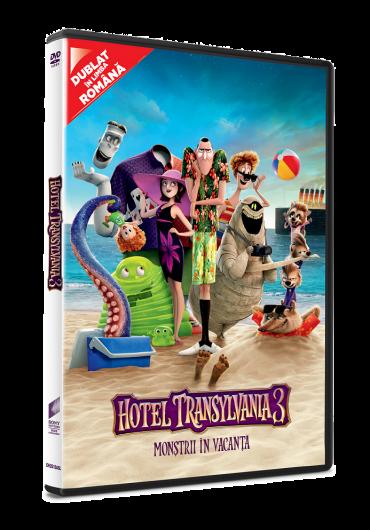 Hotel Transilvania 3: Monstrii in vacanta [DVD]