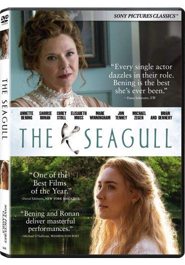 Pescarusul / The Seagull [DVD]