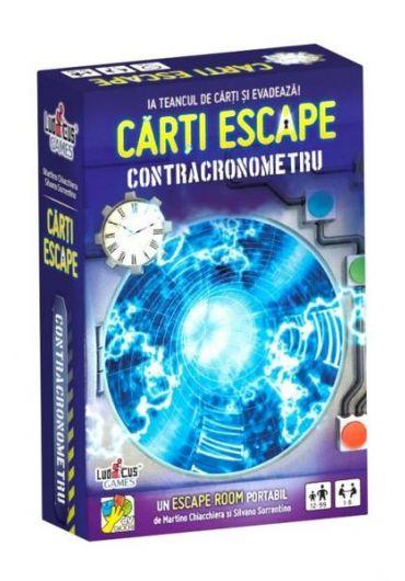 Carti Escape - Contracronometru