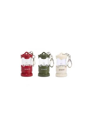 Breloc - Mini Lantern Keychain