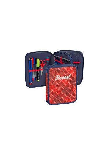 Penar echipat cu 2 compartimente Becool
