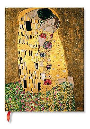 Carnet - Klimt The Kiss Ultra Paperblank