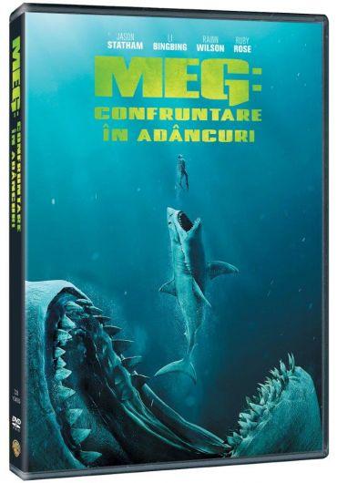 Confruntare in adancuri - The Meg [DVD]