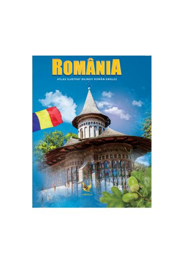 Atlas Romania bilingv ro-ger