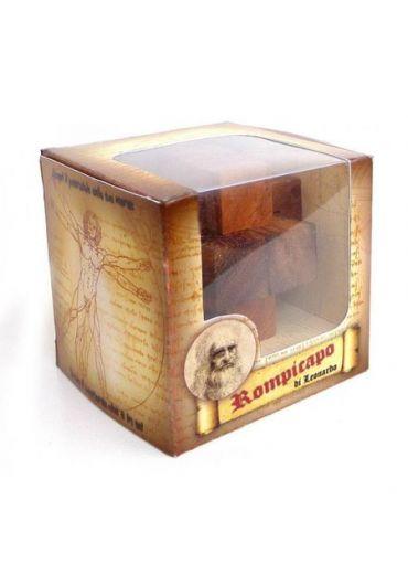 Puzzle din lemn Cross Roads - Leonardo da Vinci