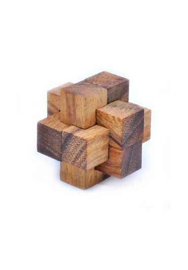 Puzzle din lemn Burr Puzzle