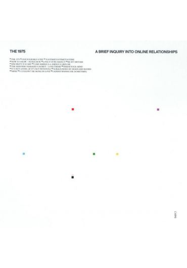 The 1975 - A Brief Inquiry Into Online Relationships LEP [CD]
