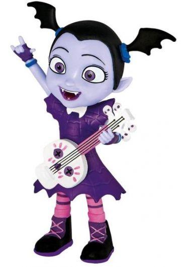 Figurina Vampirina cu chitara