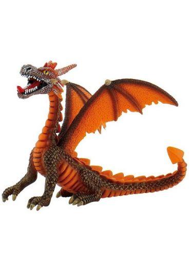 Figurina Dragon Orange