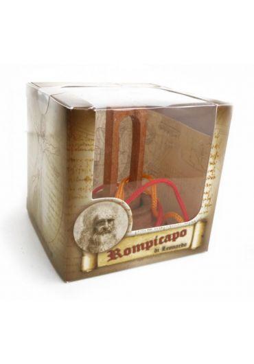 Puzzle din lemn Pillar - Leonardo da Vinci