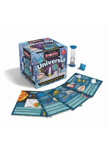 Joc BrainBox - Universul